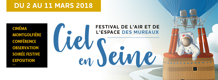 Festival Ciel en Seine