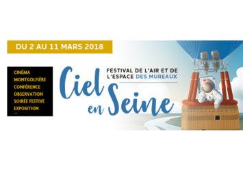 Festival Ciel en Seine Les Mureaux 2018
