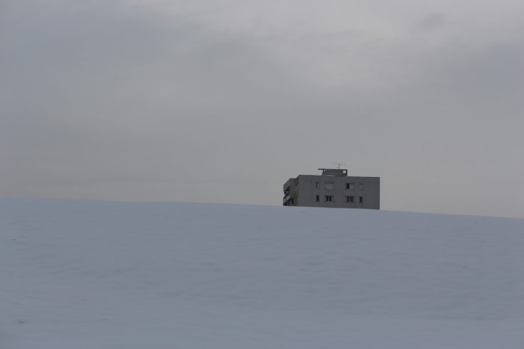 Colline immeuble Les Mureaux