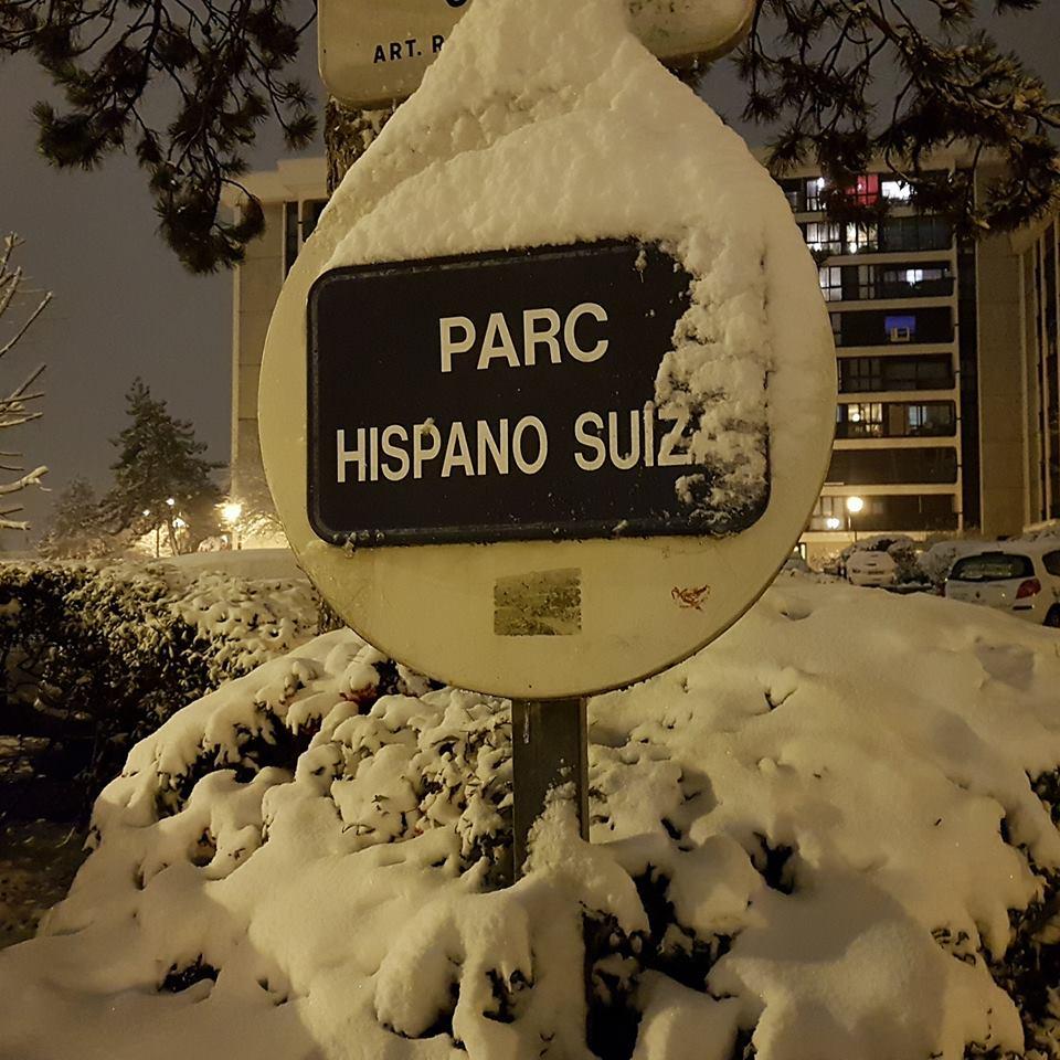 Parc Hispano Suiza Les Mureaux