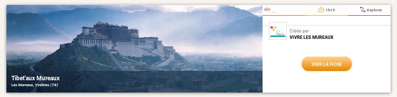 Tibet aux Mureaux