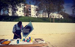 Les Mureaux Omar Camara