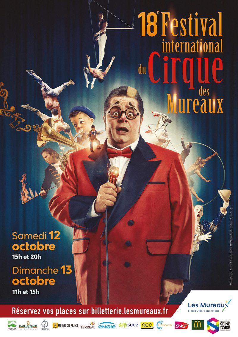 Cirque 2019 Les Mureaux