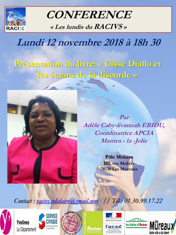 Racivs 12 Nov Les Mureaux