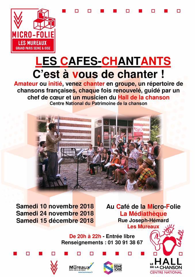 café chantant Les Mureaux