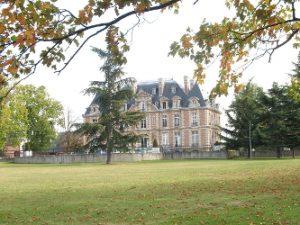 Chateau de Becheville Les Mureaux