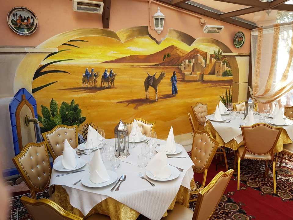 Auberge du Maroc près ds Mureaux