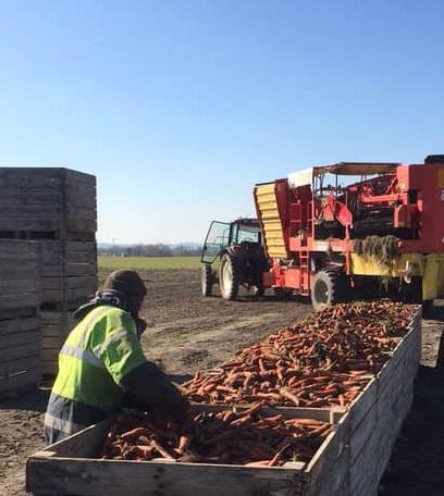 Ferme des Garennes - Agriculture biologique