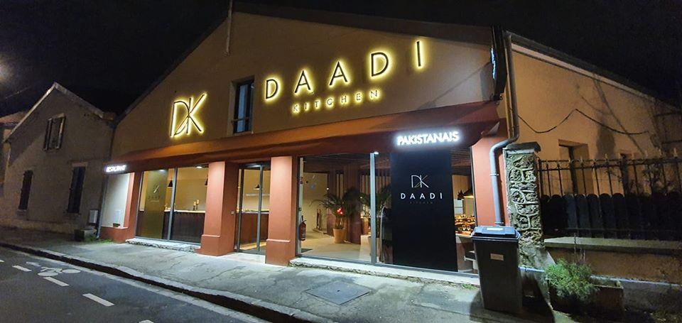 DAADI KITCHEN Restaurant Les Mureaux