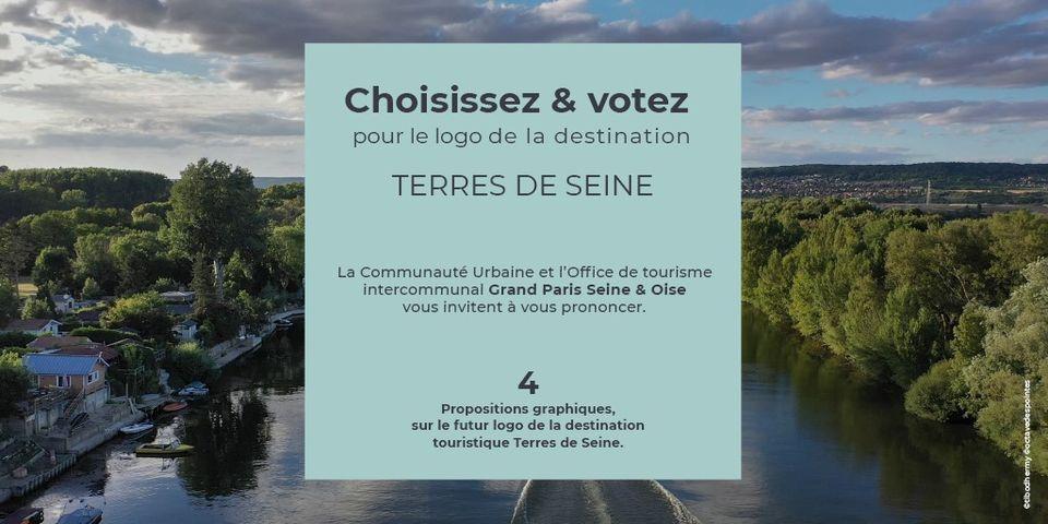 vote logo Terre de Seine