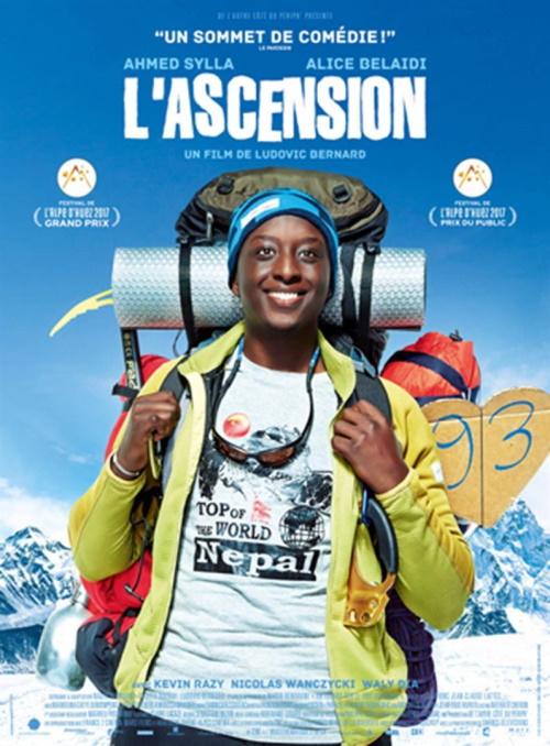 Film L'Ascension, avec Ahmed Sylla