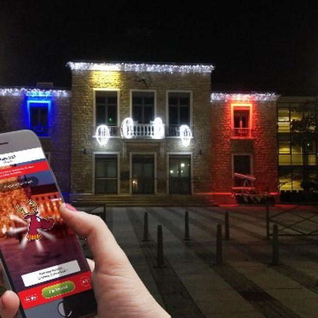 Mission Père Noël aux Mureaux décembre 2017