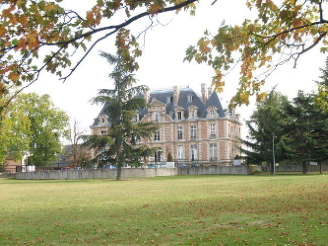Parc et Château de Bècheville