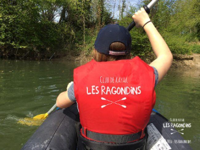 Club de kayak des Ragondins