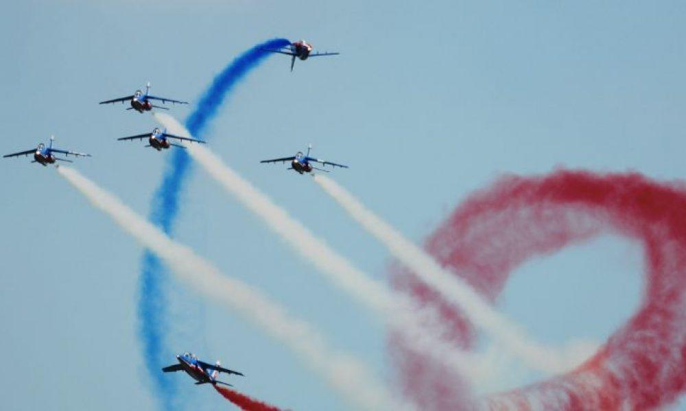 Patrouille de France Les Mureaux