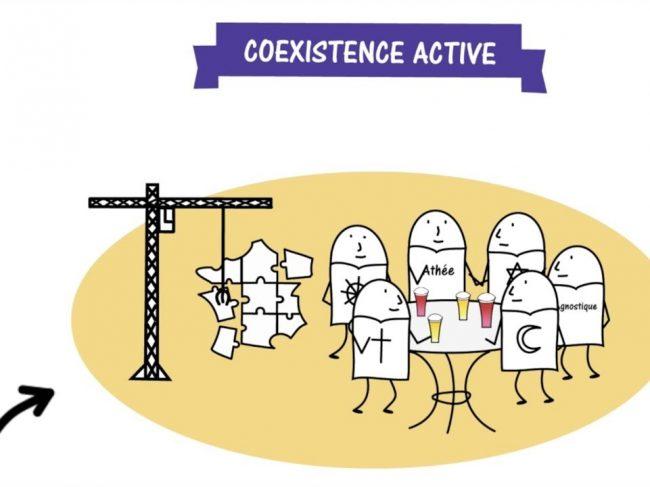 La Coexistence active – Les Mureaux