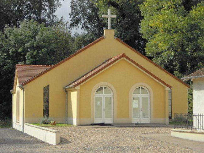 Église évangélique de Meulan