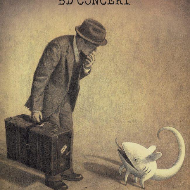 Spectacle BD Concert «Là où vont nos pères»