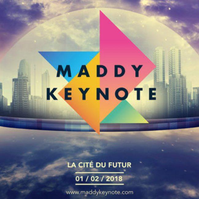 Maddy Keynote : pour explorer la ville du futur