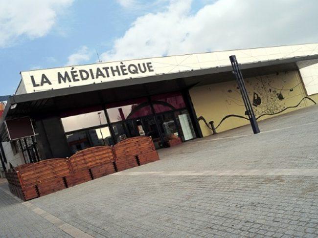 Médiathèque les Mureaux