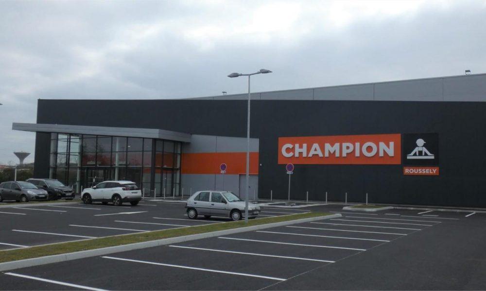 Champion Les Mureaux