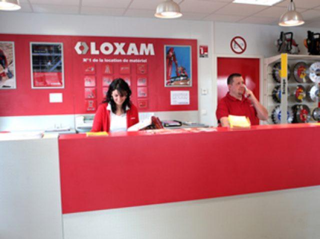 Agence LOXAM Rental Les Mureaux