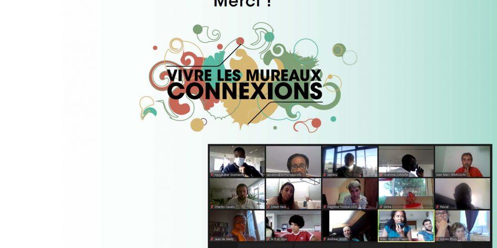 Compte-rendu de la rencontre 'Vivre Les Mureaux CONNEXIONS n°7'