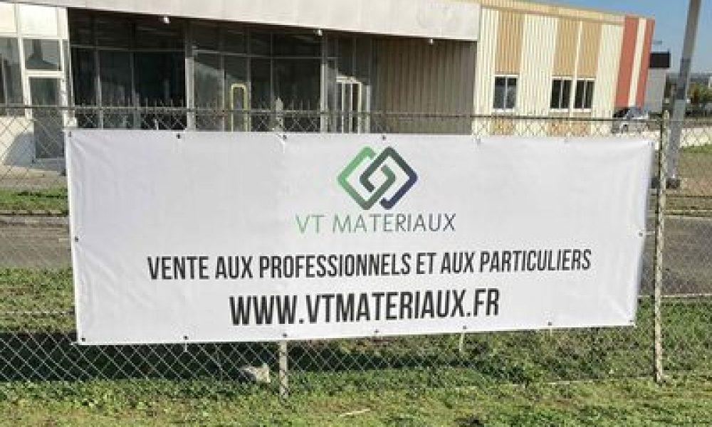 VT MATERIAUX Les Mureaux