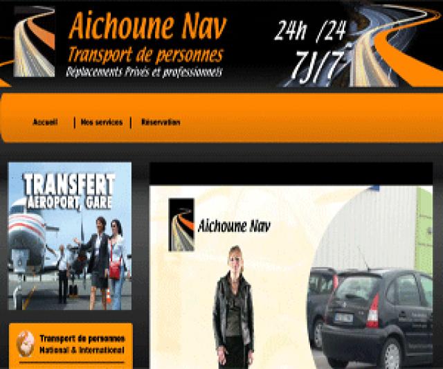 AICHOUNE NAV Transport