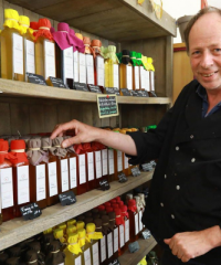 L'alchimiste: artisan siropier