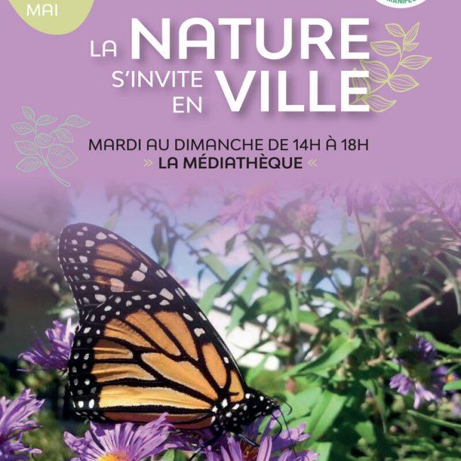 La Nature s'invite en Ville