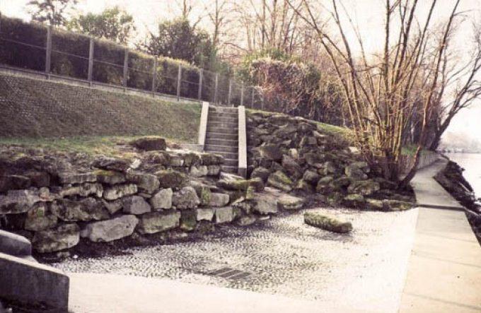 Le quai Gallo-romain