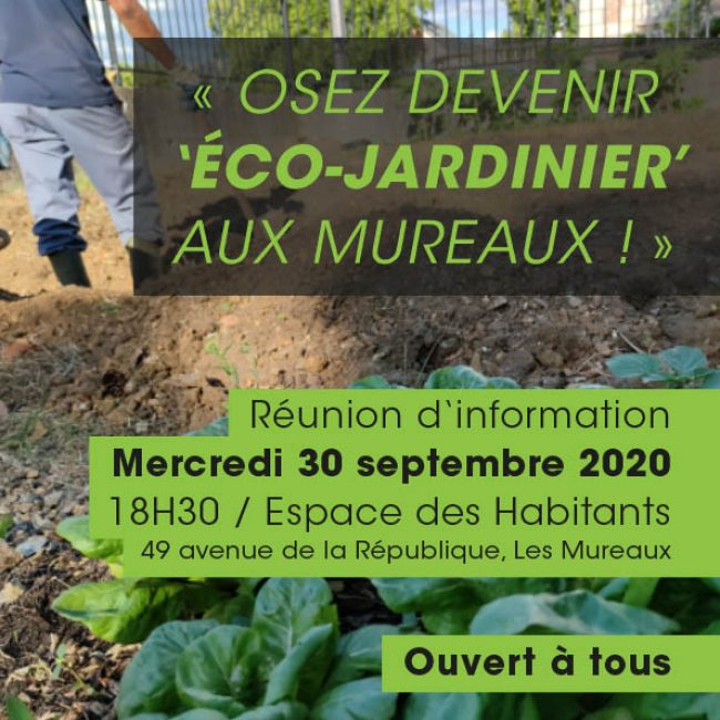 Osez la permaculture aux Mureaux