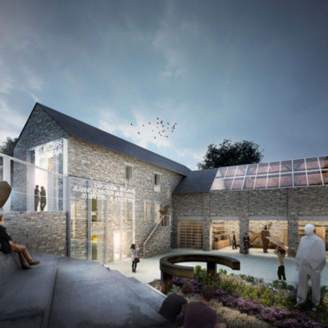 Centre d'art Les Ateliers du Moulin