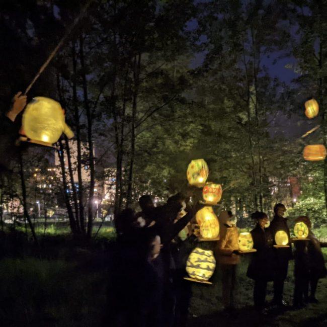 Marche de La lumière