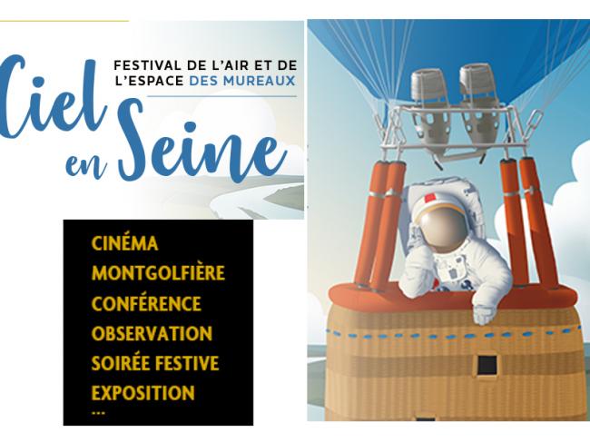 Festival Ciel en Seine aux Mureaux [Mars]