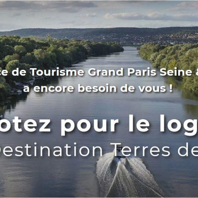 Votez pour le futur logo de la destination Terre de Seine