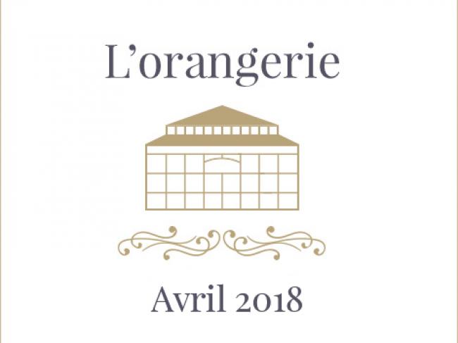 Orangerie du château de Thoiry
