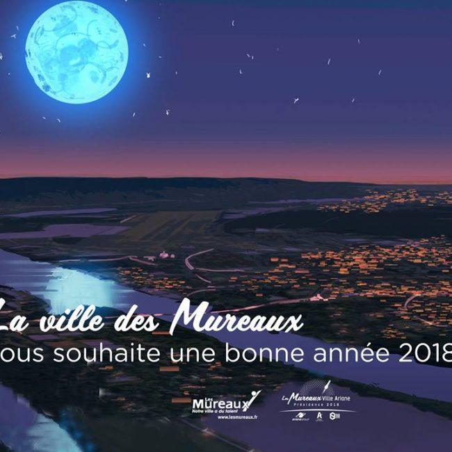 Vœux 2018 de la ville des Mureaux