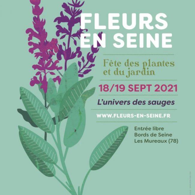 Fleurs en Seine 2021