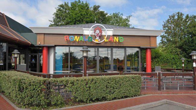 McDonald's Les Mureaux