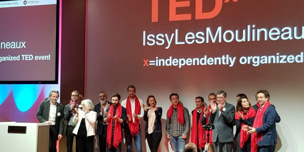 TEDx Issy les Moulineaux : La confiance qui construit une autre image des Mureaux