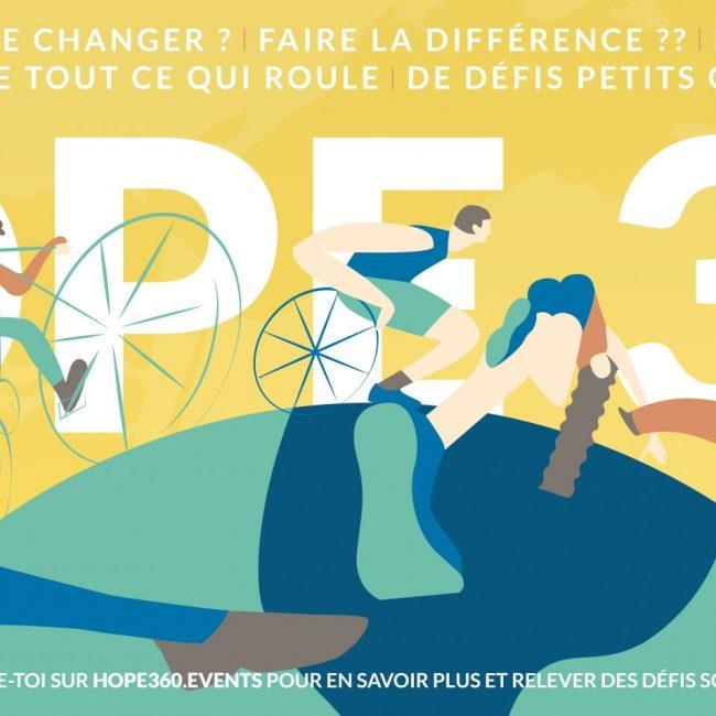 Votre Ressourcerie vous propose de participer à un incroyable Tour du monde de la solidarité