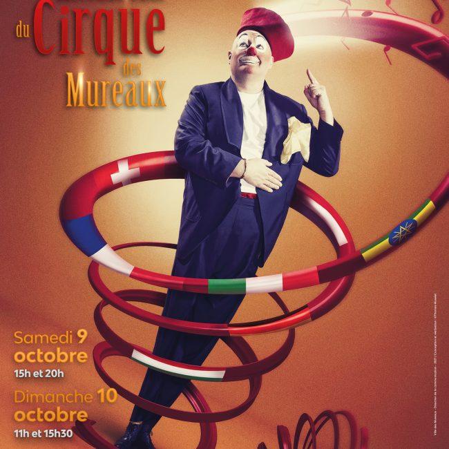 Festival international du Cirque des Mureaux 2021