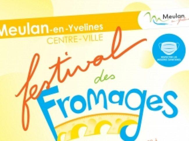 Festival des Fromages de Meulan [Octobre]