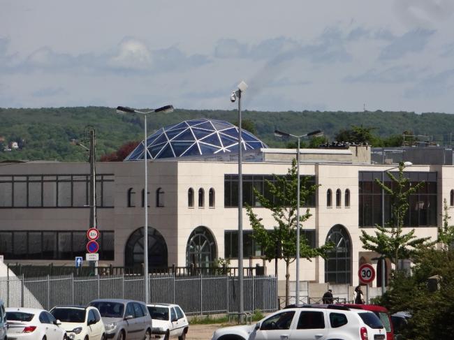 Mosquée Essalam – Les Mureaux